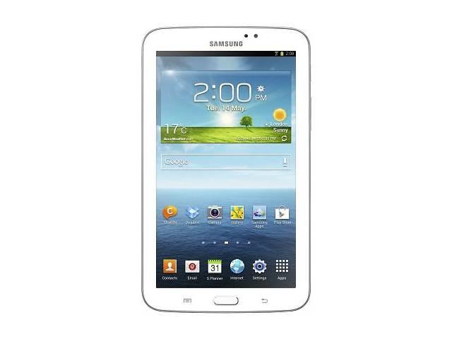"купить бу Samsung Galaxy Tab 3 SM-T210 7"" 8Gb White продам планшет в Ивано-Франковске"