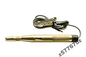 Пробник автомобильный 6-24 В, 110 мм, металлически