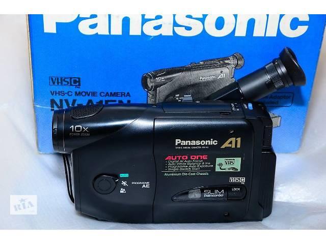 купить бу Продается аналоговая видеокамера Panasonic A1 в Николаеве