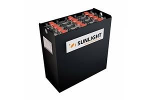 Продам акумулятор тяговий Sunlight 24V2PzS230 та інші в асортименті