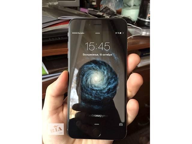 бу продам Apple iPhone 6 16GB Space Gray,в отличном состоянии,нет ни одной царапины,не плавал,не падал. в Одессе