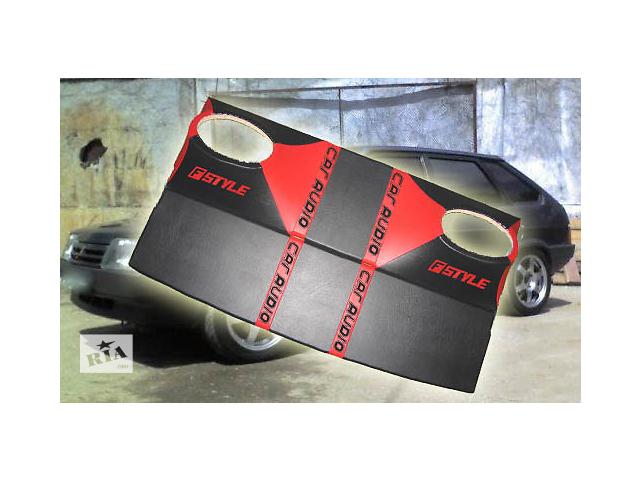 продам Продам Аудио полку Жигули 2108. с подиумами под овальные динамики 6х9 дюймов. Качество по приемлемой цене. Цвет на выбор бу в Луцке