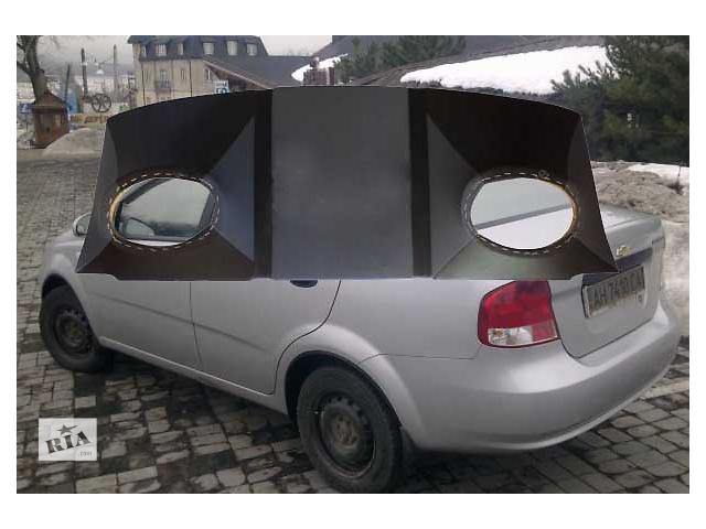 купить бу Продам Аудио полку новая для Chevrolet Авео подходит и на ЗАЗ Вида полка под динамики изготовлена из в Ивано-Франковске