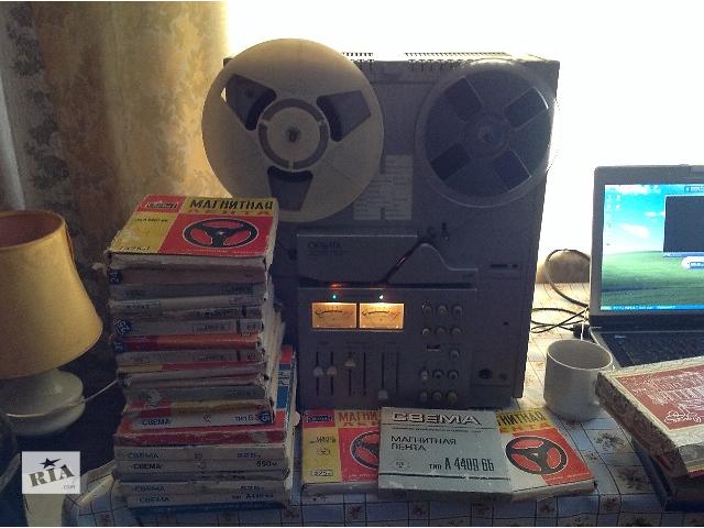 купить бу Продам бобинный магнитофон Орбита 106 Hi-Fi стерео в Одессе