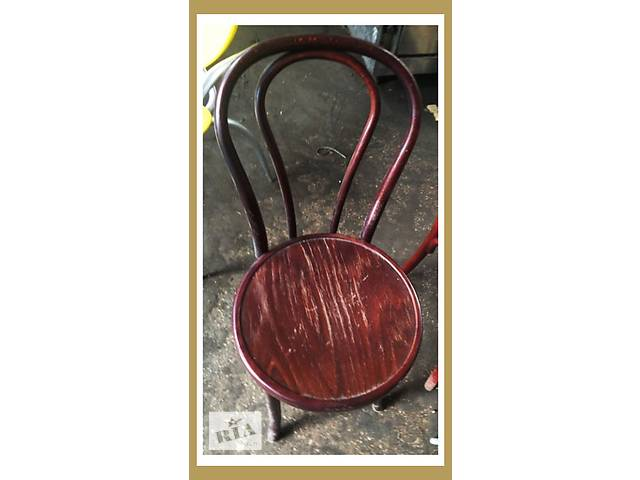 бу Продам бу стулья для кафе. Стулья в венском стиле. в Киеве