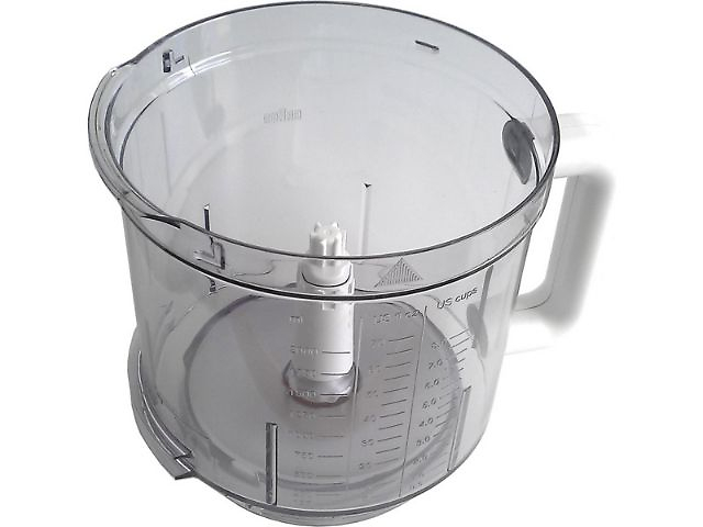 продам Продам чашу основную 2000мл. для кухонного комбайна Braun K 700 бу в Броварах