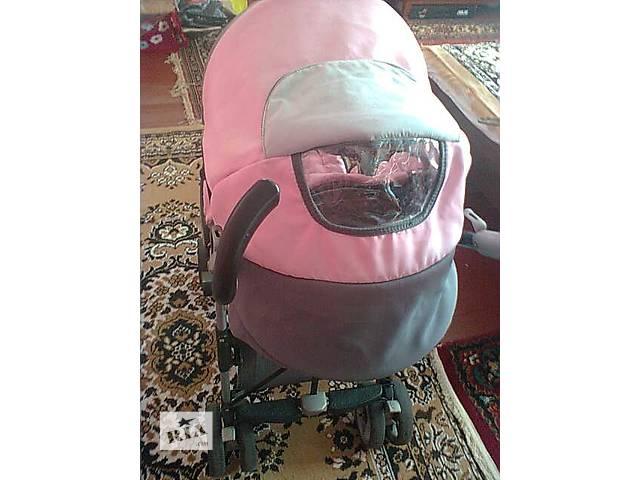 продам Продам люльку к детской коляски EVERFLO трансформер бу в Могилев-Подольске