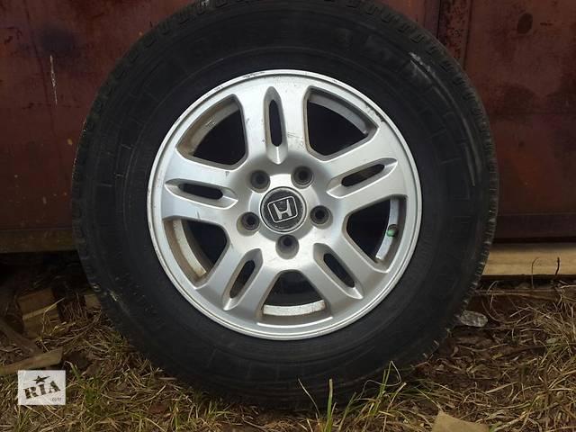 Продам диски оригинал Honda 15R 5x114.3 ET50- объявление о продаже  в Житомире