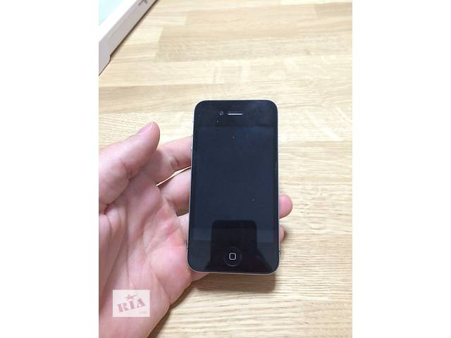бу Продам Iphone 4, в хорошем состоянии в Днепре (Днепропетровск)