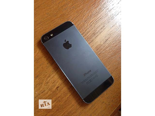 продам Продам IPhone 5 16 Gb Neverlock (оригинал) бу в Сумах