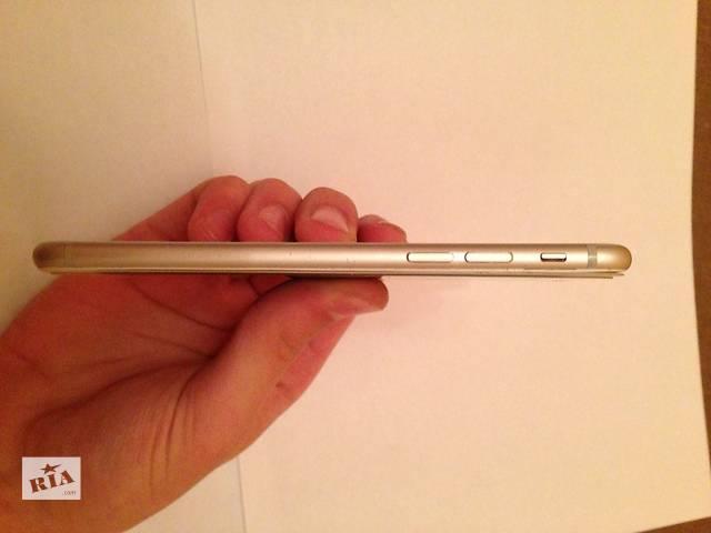 бу Продам iPhone 6 16gb neverlock в Львове