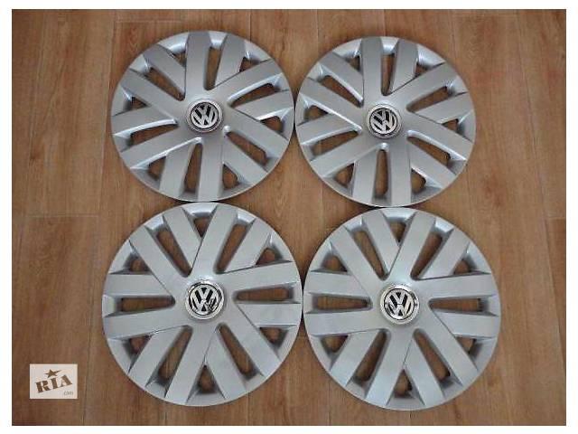 купить бу Продам колпаки на Volkswagen R 15 оригинал б/у в Киеве