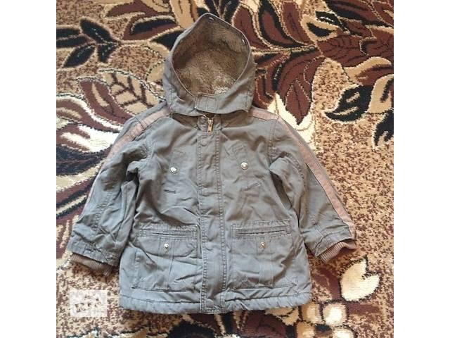 продам Продам куртку на мальчика бу в Доброполье (Донецкой обл.)