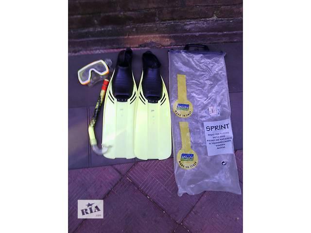 Продам ласты маска трубка- объявление о продаже  в Кропивницком (Кировоград)