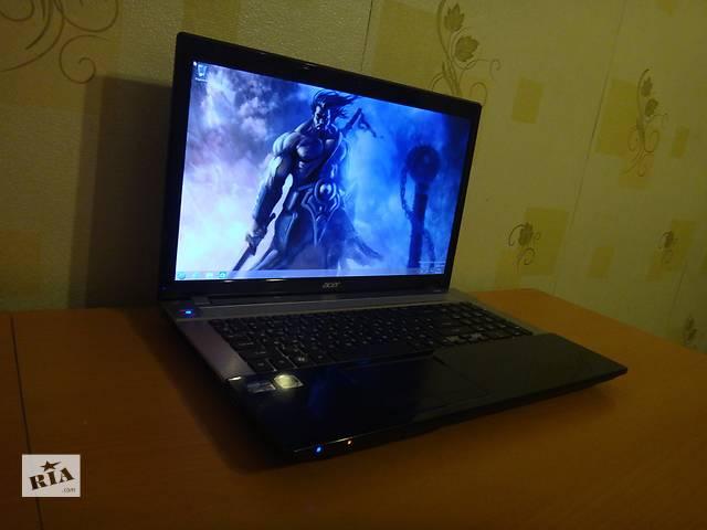 продам Продам мощный ноутбук ACER Aspire V3-771g бу в Луганске