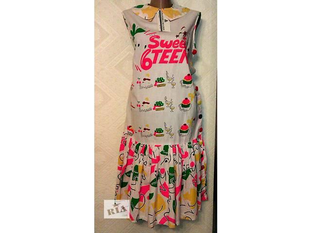 Продам новое платье 100% хлопок  Производство Индия. Размер 48.- объявление о продаже  в Харькове