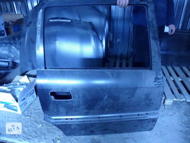 купить бу новую заднюю правую дверь опель зафира OPEL ZAFIRA A GM-13160995 в Киеве