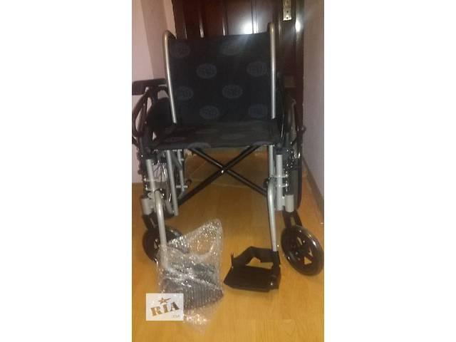 бу Продам инвалидую коляску, инвалидное кресло, инвалидная коляска. в Ужгороде