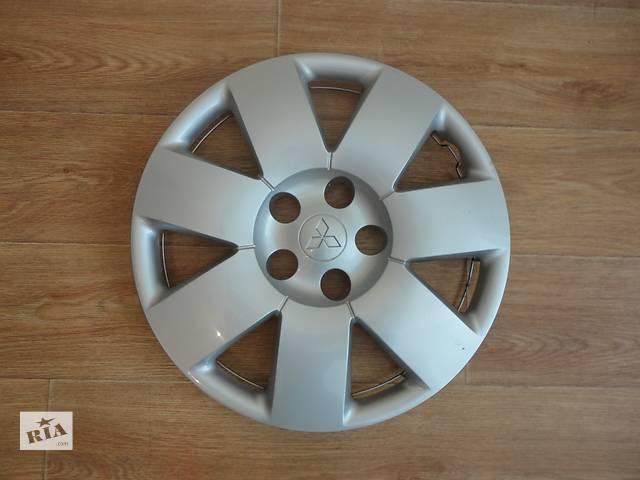бу Продам Оригинальные колпаки на колеса Mitsubishi Outlander (Мицубиси Аутлендер) R16  в Киеве
