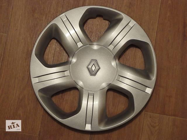 продам Продам Оригинальные колпаки на Renault (Рено) R15 Оригинал - 40315 7322R --A  бу в Киеве