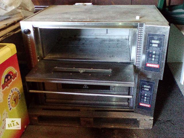 купить бу Продам подовую печь буZanolli Polis для ресторана пекарни столовой в Киеве