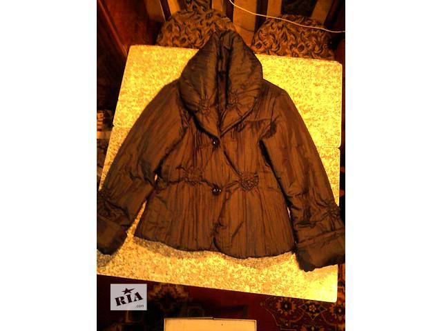 продам продам подростковую куртку для девочки бу в Броварах