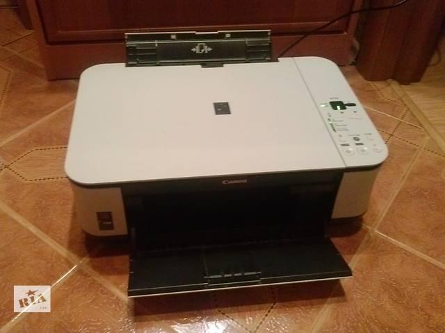 Продам принтер Canon MP 250. Чернила в подарок!!!- объявление о продаже  в Киеве