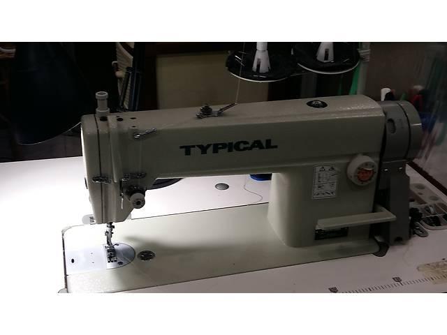 купить бу ПРОДАМ швейную машину TYPICAL GC6850 в Одессе