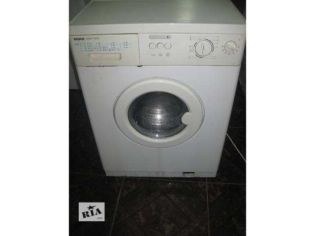 купить бу Продам стиральную машину BOSCH wmv 1600. в Харькове