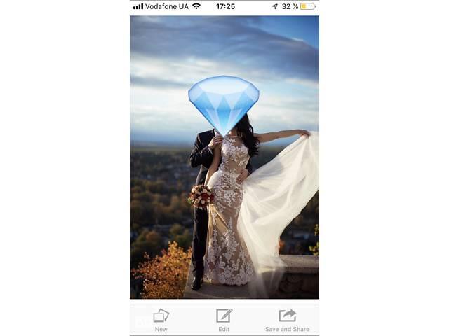 бу Продам свадебное платье от Dominiss в Харькове