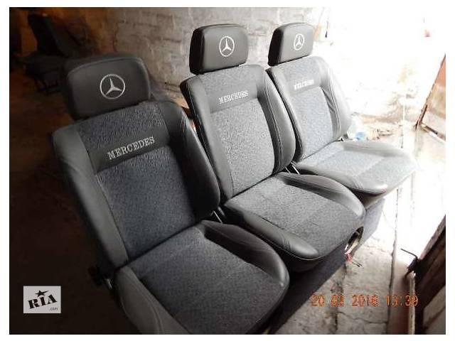 бу Продам сидения на Mercedes Vito 638 в отличном состоянии в Запорожье