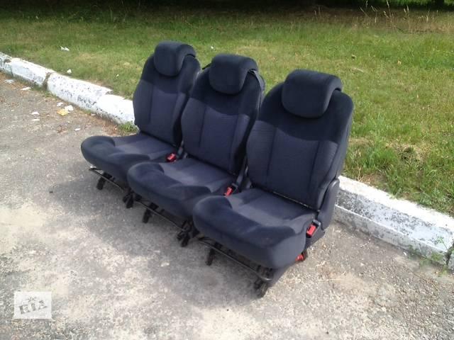 бу Продам сидения трансформеры на VW Caddy, Vw T4, Vw T5, Mercedes Vito, Opel Vivaro, Renault Trafic, Ford Transit, в Киеве