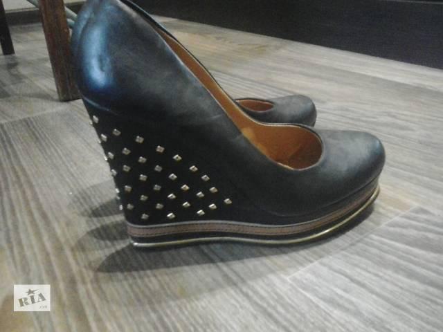 продам туфли,38 размера.- объявление о продаже  в Макеевке (Донецкой обл.)