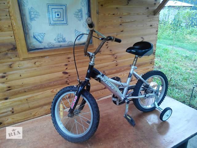 Продам велосипед для ребенка от четырех лет- объявление о продаже  в Харькове