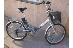 б/у Складные велосипеды Stels