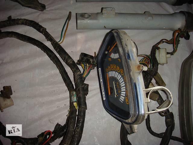 продам Продам японский зоводской спидометр (на 90км/ч) от honda dio af-18(25) бу в Одессе