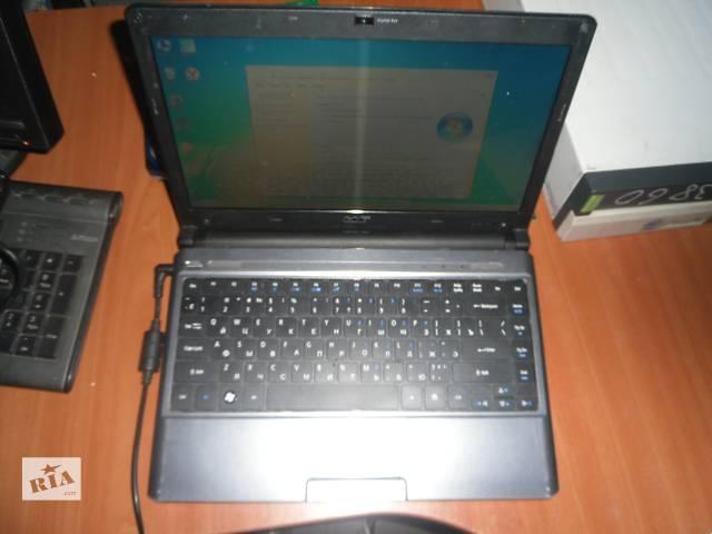Продам игровой ноутбук  Acer Aspire Timeline 3810T- объявление о продаже  в Нежине