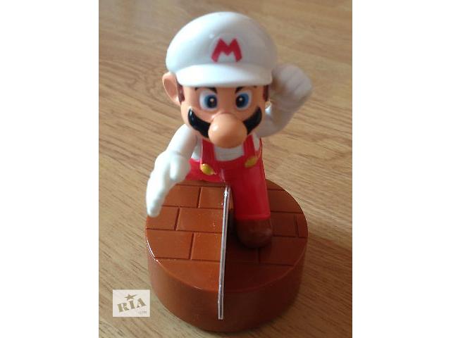 бу Продам игрушку Супер Марио из Хеппи Мил в Днепре (Днепропетровск)