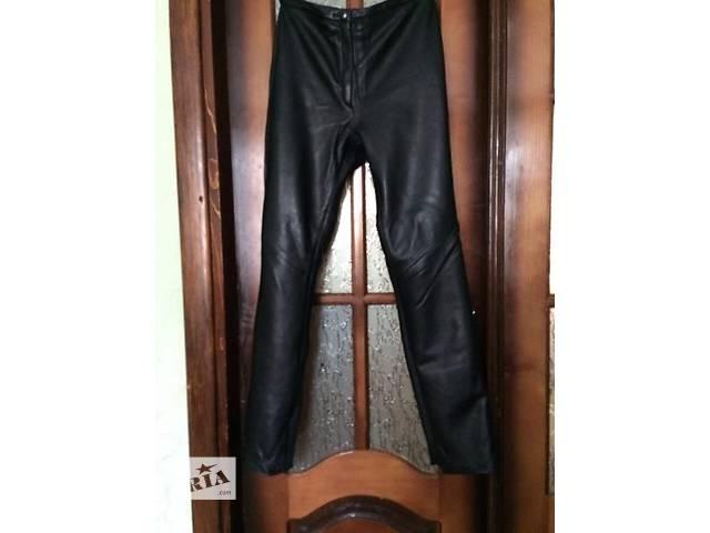 бу Продам женские итальянские кожаные штаны в Виннице