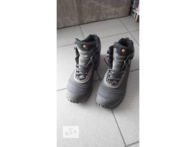 продам продам зимние ботинки бу в Николаеве