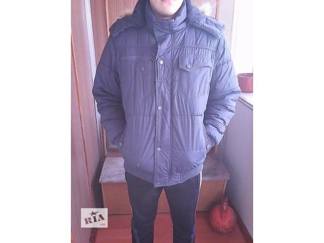 Продам зимнюю куртку- объявление о продаже  в Киеве
