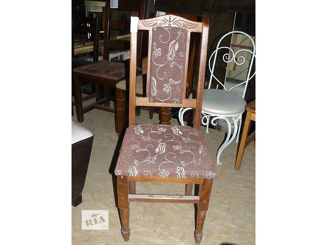 продам Продам деревянные стулья б/у для кафе, бара, ресторана бу в Киеве