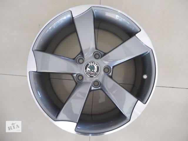 бу Продам диски R17 5x112 на SKODA Octavia, Superb новые в Харкові