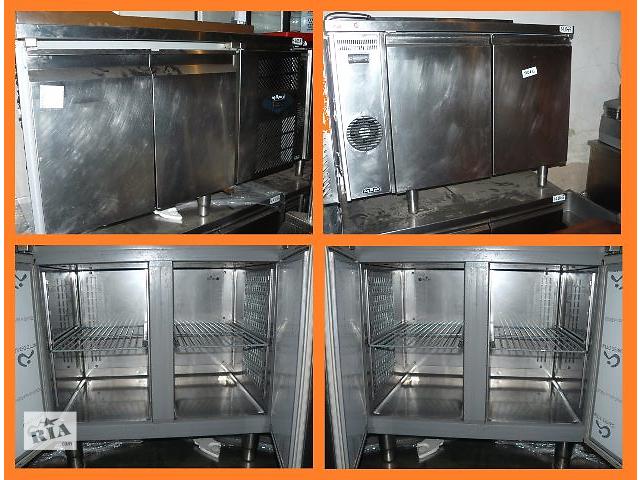 Продам холодильные столы со склада бу (Италия)- объявление о продаже  в Киеве