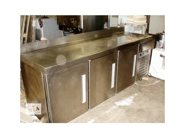 Продам холодильный стол б/у трехдверный Fagor MSP-200 для ресторана- объявление о продаже  в Киеве