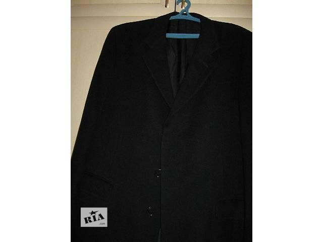 купить бу Продам чоловіче пальто кашемір Італія в Ірпені