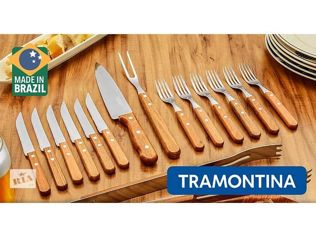 Продаю кухонные ножи Tramontina. Скидка до 50%- объявление о продаже  в Киеве