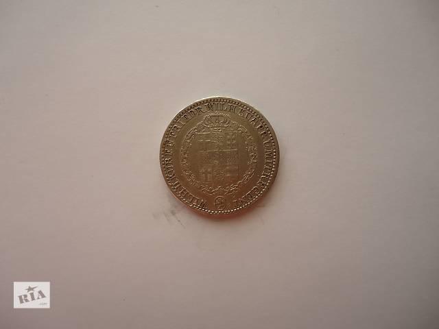 Продаю монету таллер, Гессен, 1834 год. Серебро.- объявление о продаже  в Киеве