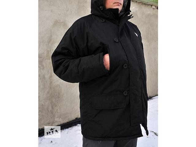 купить бу Продаю новую зимнюю мужскую куртку с капюшоном US POLO (L) из США в Днепре (Днепропетровск)