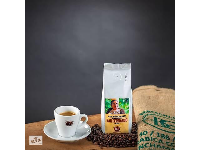 Акция!Зерновой кофе Bertschi. Мексика. Швейцарская обжарка 100 арабика 250g- объявление о продаже  в Харькове